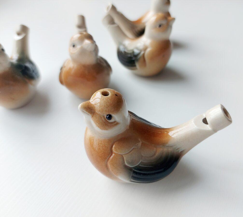 Svilpīte-Putniņš Brūns