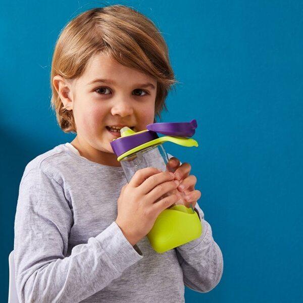 Bērnu dzērienu pudele Sport - Passion Splash