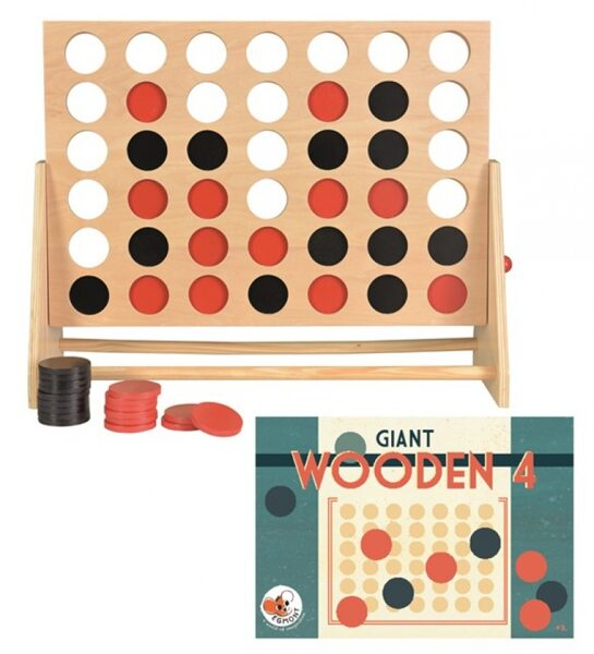 Āra Spēle Giant Wooden 4