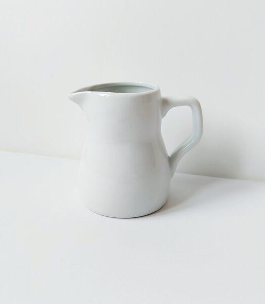 Balta Porcelāna Krūze