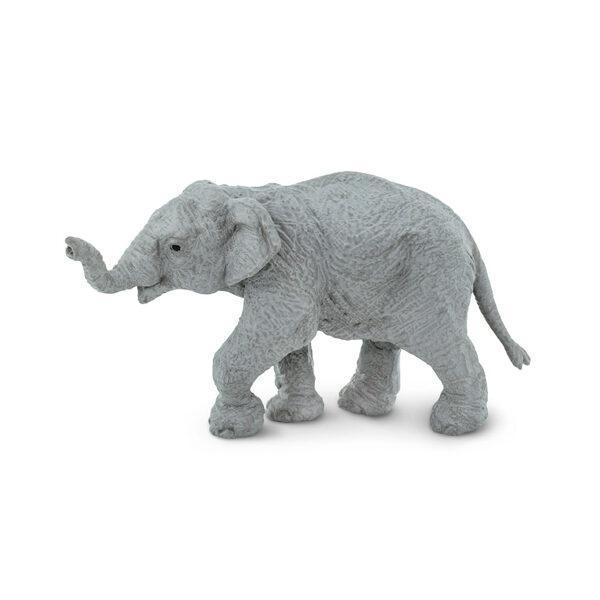 Āzijas ziloņu mazulis