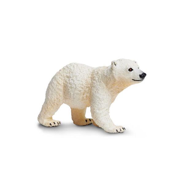 Baltā lāča mazulis