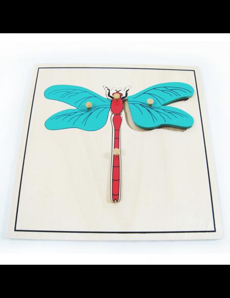 Puzle Dragonfly