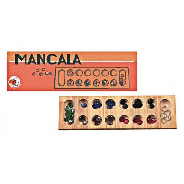 Loģikas Un Stratēģijas Spēle Mancala
