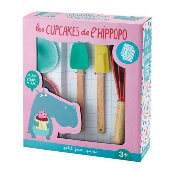 Gatavošanas Komplekts Cupcakes