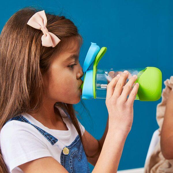 Bērnu dzērienu pudele Sport - Ocean Breeze
